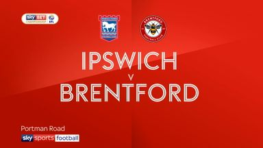 Ipswich 2-0 Brentford