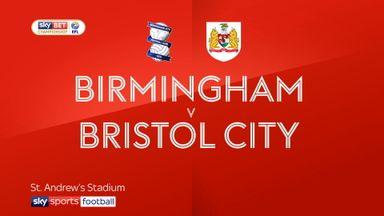 Birmingham 2-1 Bristol City