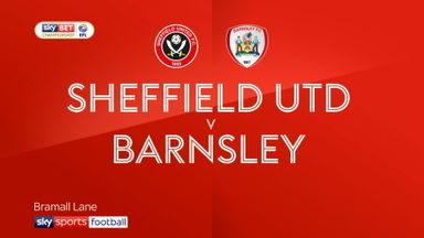 Sheffield United 1-0 Barnsley