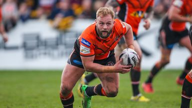 Paul McShane has committed his future to Castleford