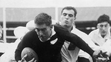 Colin Meads played 55 Tests  for New Zealand over a 14-year international career