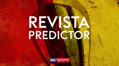 fifa live scores - Revista Predictor: A rise up the ranks for Jon Driscoll after matchday 27