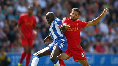 Sanmi Odelusi (L) has joined Colchester United