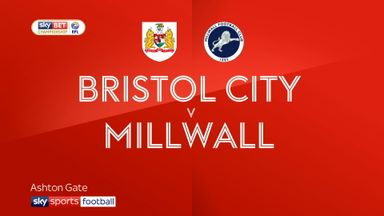 Bristol City 0-0 Millwall