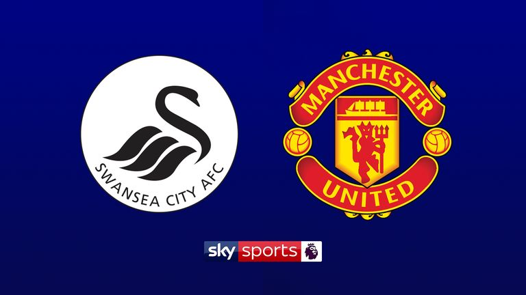 Swansea City v Manchester United