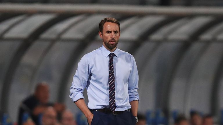 Southgate has lost two of his 10 matches in charge as England's permanent manager