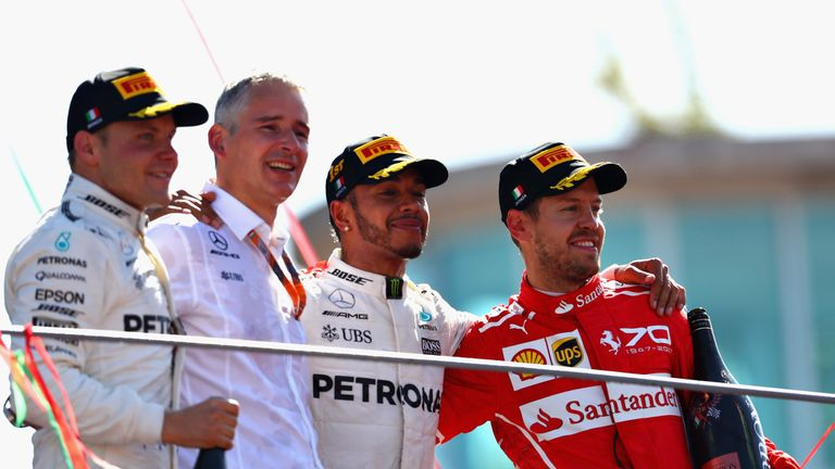 Italian Grand Prix Preview: Vettel looks to hold off Hamilton in Monza