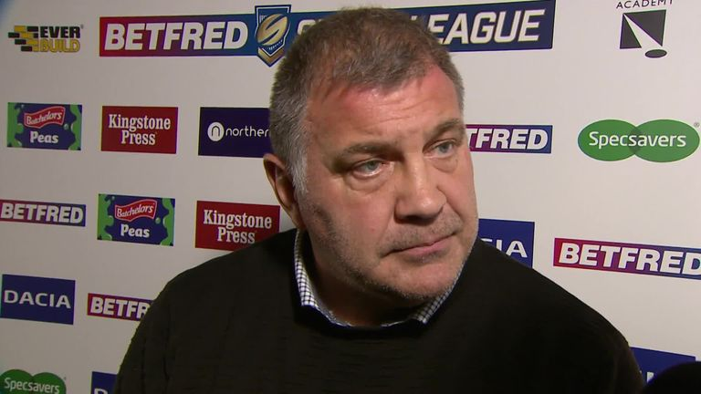 Wigan Warriors head coach Shaun Wane is delighted to have Dan Sarginson back in the fold