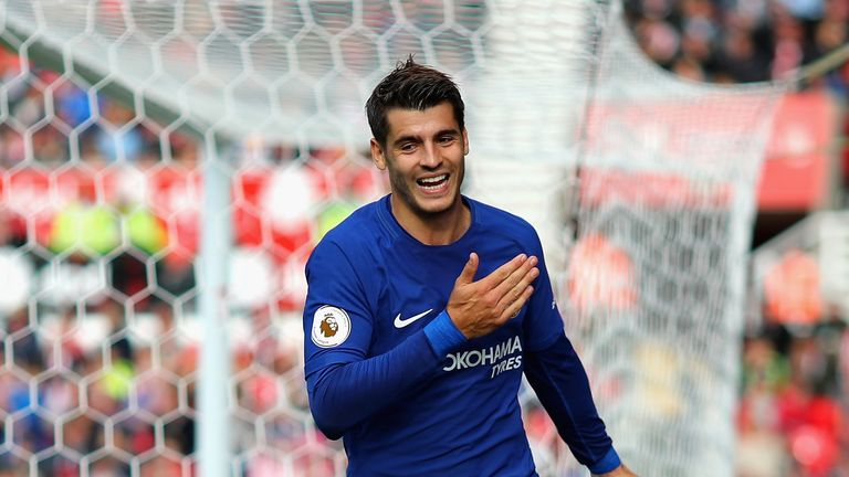 Morata will remain in Spain despite pulling out of the upcoming World Cup qualifiers against Albania and Israel