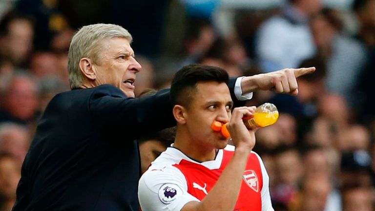 Alexis Sanchez missed out on a Deadline Day move to Manchester City