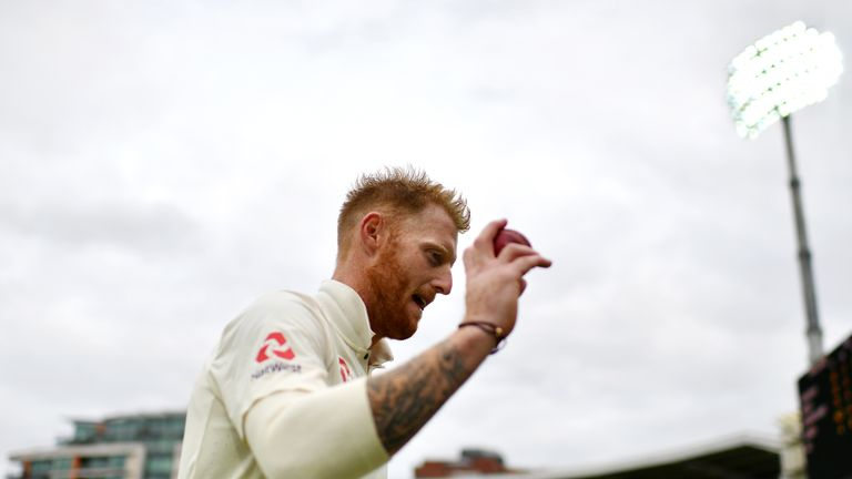 The Durham all-rounder remains a major doubt for the Ashes