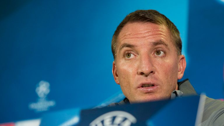 Brendan Rodgers tells Celtic players: write your own history