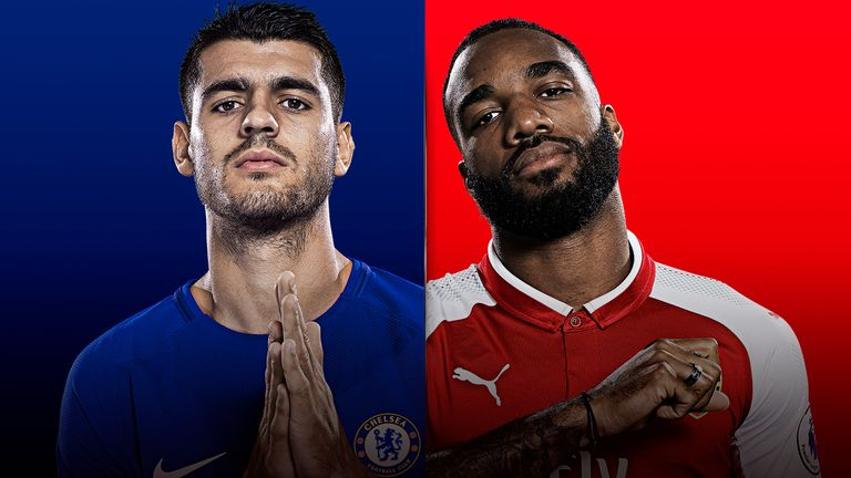 Chelsea v Arsenal is live on Sky Sports Premier League