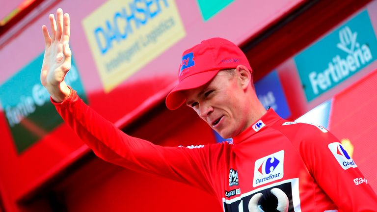 Chris Froome is available for selection, say British Cycling