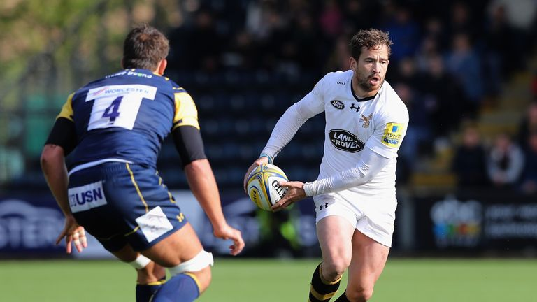 Danny Cipriani gave his views on artificial surfaces on The Offload podcast