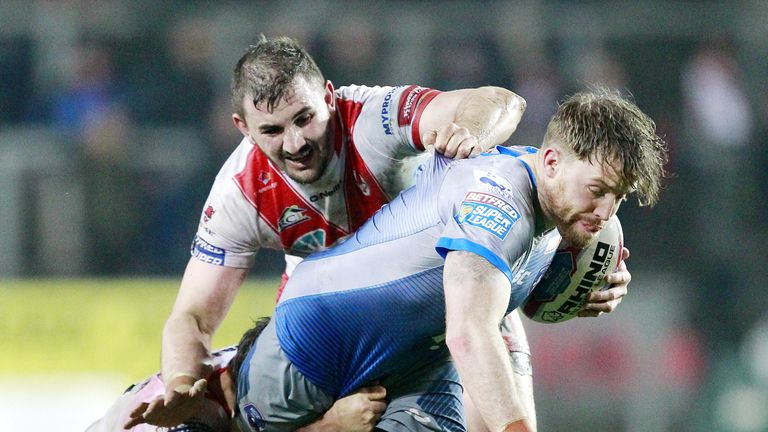 Who will come out on top between Wakefield and St Helens on Thursday?