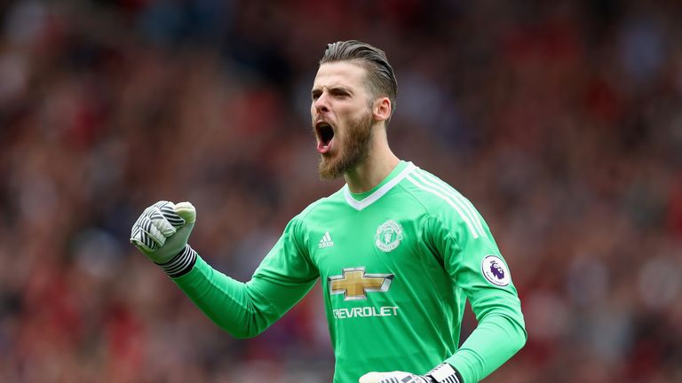 David de Gea has developed into one of the world's finest goalkeepers at Manchester United