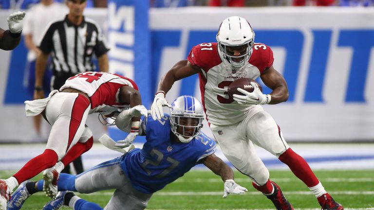 Detroit Lions cage the Arizona Cardinals, 35-23