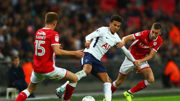 Agents promise Dele Alli of Man Utd, Real Madrid offers