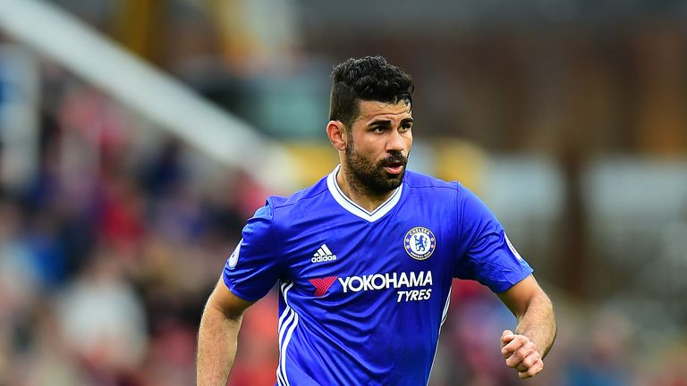 Atletico Madrid closing in on Costa