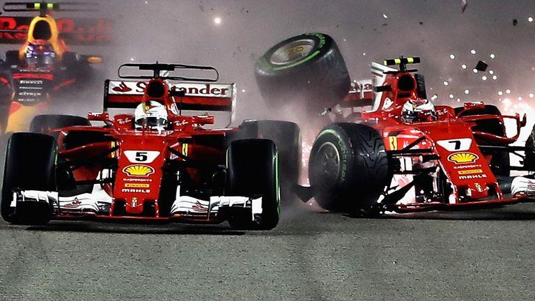 Resultado de imagen de Ferrari f1 2018