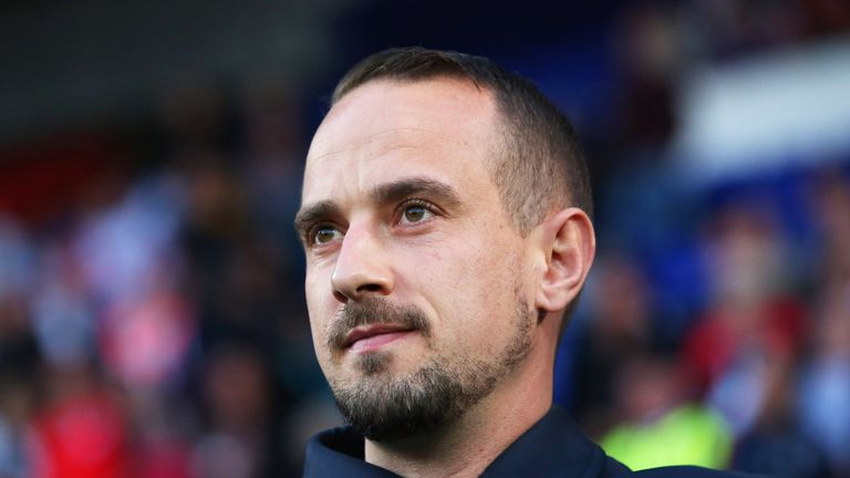 The FA is advertising for a new England Women's head coach to replace Mark Sampson who was sacked