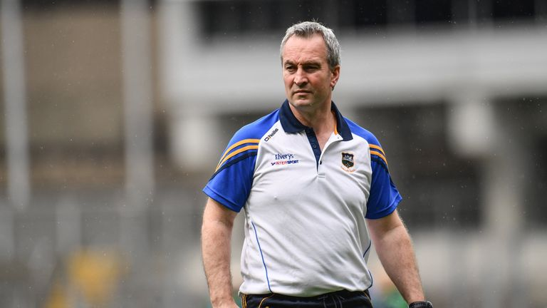 Tipperary hurling manager Michael Ryan