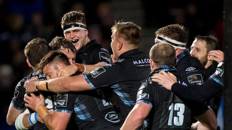 The Warriors have won six from six in the PRO14 so far