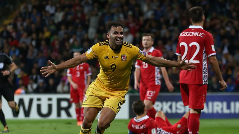 Wales won both of their World Cup qualifiers in September