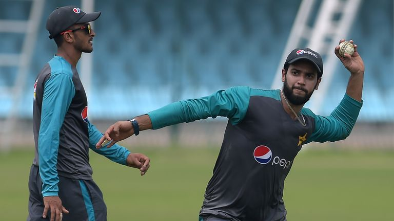 Hasan Ali and Imad Wasim will get the chance to play in front of their home fans