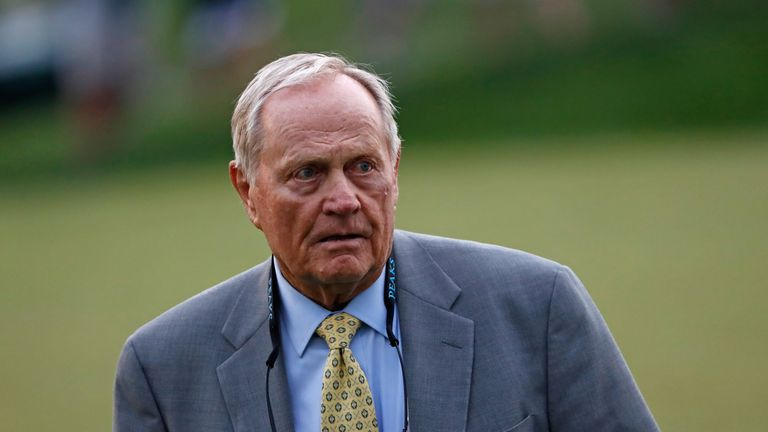 Jack Nicklaus believes the increasing distance of a golf ball contributes to slow play