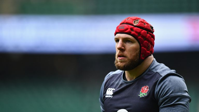 Haskell could return to England colours in the Calcutta Cup match