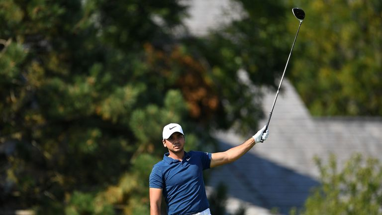 Day came in to the week 28th in the FedExCup standings