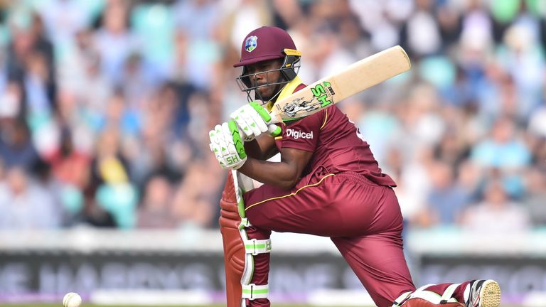 Ali Seals ODI Series Win After Evin Lewis' 176