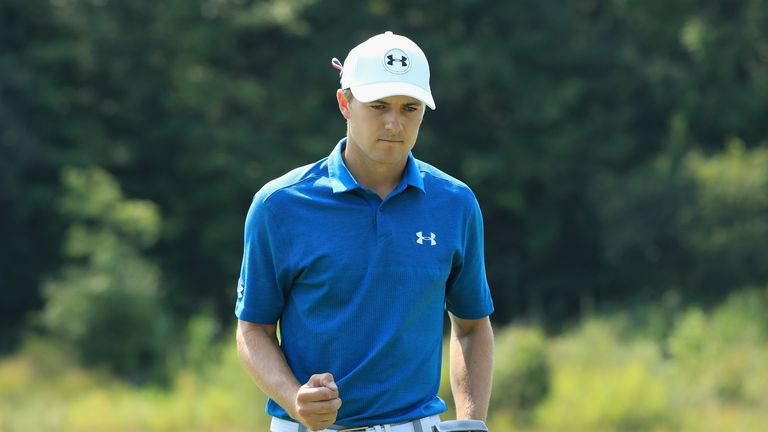 Spieth was runner-up at both the Northern Trust and the Dell Technologies Championship