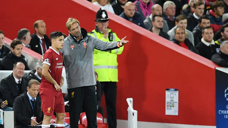 Liverpool squad has depth for different competitions, says Juergen Klopp