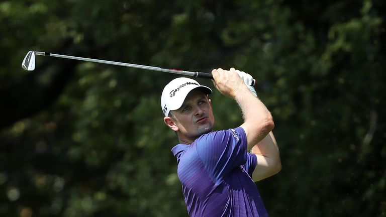 Justin Rose believes golf is in a healthy state without Tiger Woods