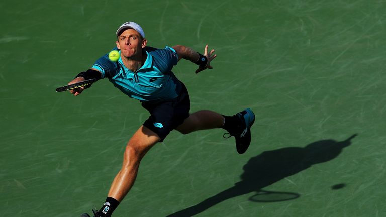 Power battle as Del Potro faces Thiem at US Open