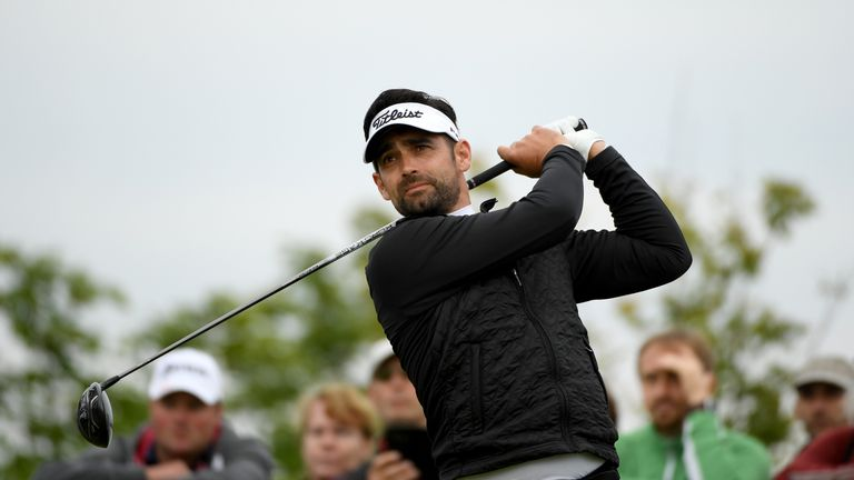 Slattery leads Italian Open through 54 holes