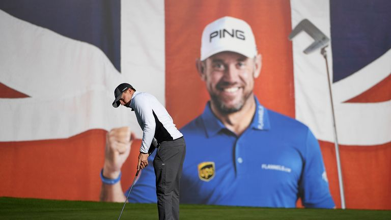 McDowell's opening British Masters round ends on sour note