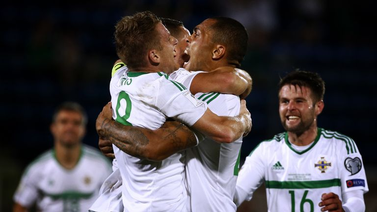 Northern Ireland are now ranked 23rd in FIFA's world rankings