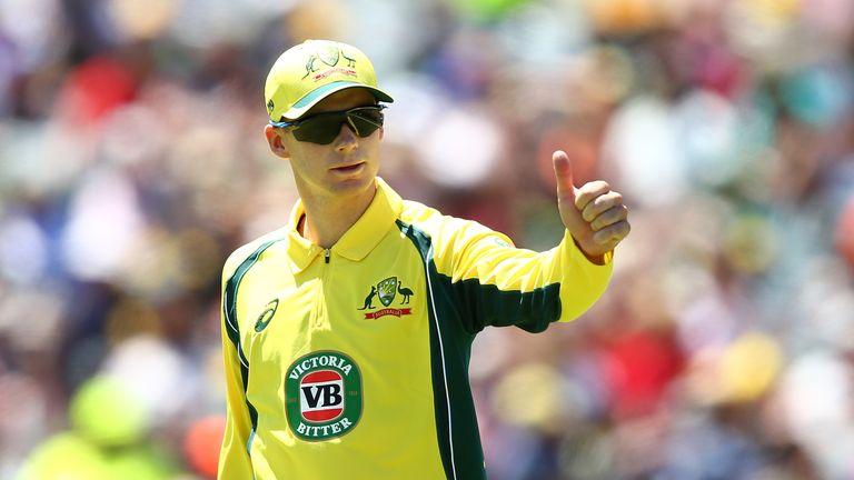 Australia Call Peter Handscomb as Cover For Aaron Finch