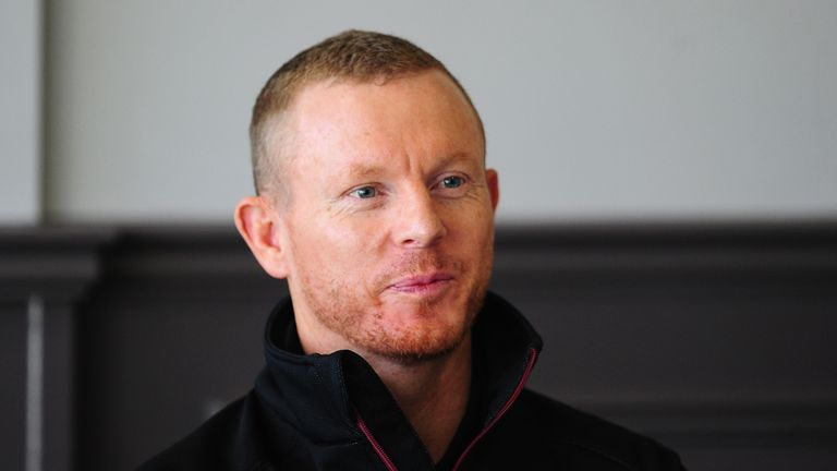 Chris Rogers has taken up a coaching role with Australia