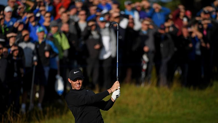 Richard Boxall reflects on Rory McIlroy's start to the British Masters