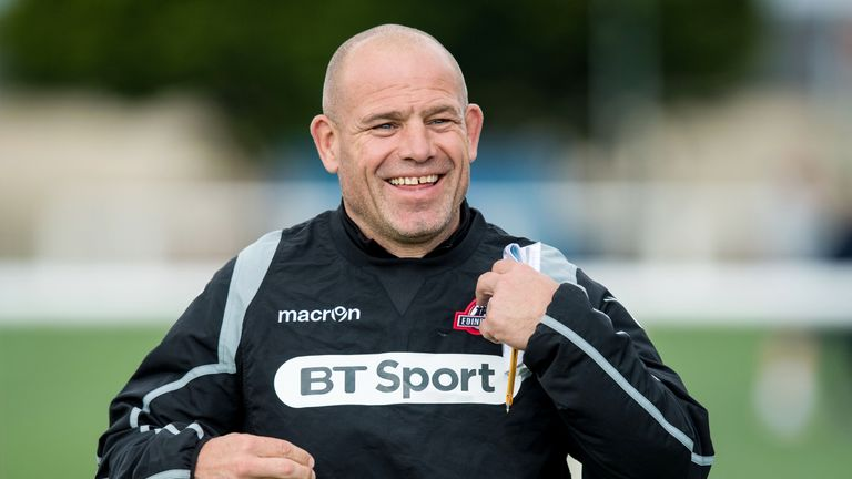 Richard Cockerill has guided Edinburgh to back-to-back PRO14 victories
