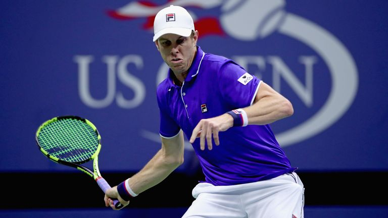 Sam Querrey to reach the US Open final?