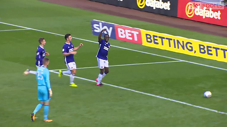 Clayton Donaldson (right) remains a doubt