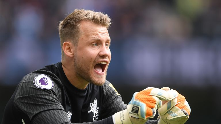 Jurgen Klopp has rotated between Simon Mignolet and Loris Karius this term
