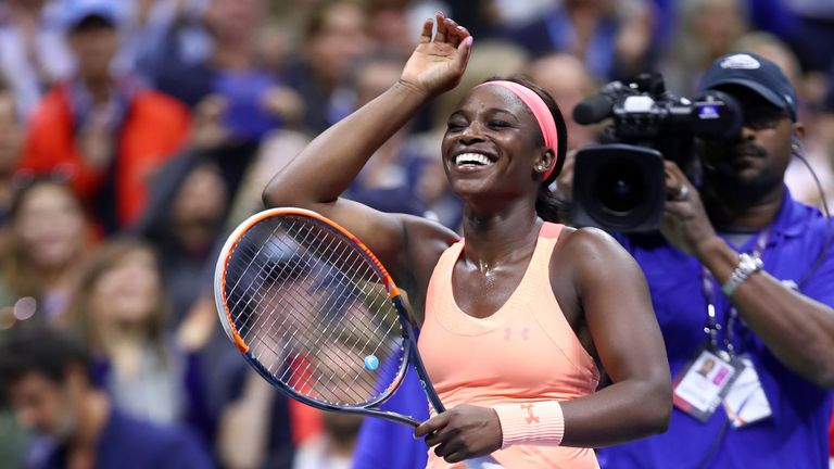 Points from Defeat, Sloane Stephens Edges Venus Williams-Advances to Finals