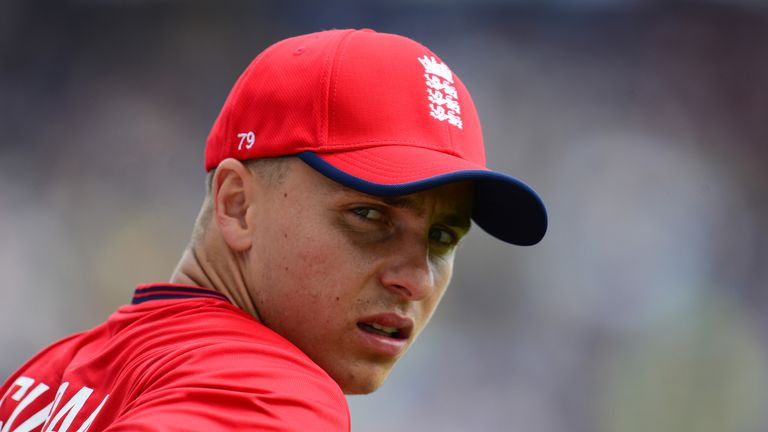 Curran has admitted he is overwhelmed to be in the England squad for the Ashes